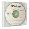 Диск CD-R Verbatim 700Mb slim 52x
