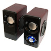 Колонки Диалог Stride AST-25UP Cherry 2.0 6W RMS USB